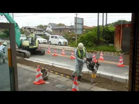 日本馬路平坦的秘密 施工過程讓人恍然大悟