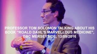 Tom on BBC Merseyside, 13/09/2016