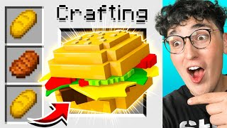 Trying 15 Tik-Tok Minecraft Hacks To See If They WORK!