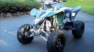 8. 2012 Suzuki Quadsport LT-Z400 Limited Edition