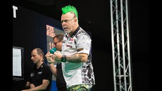 "Peter Wright: ""I'm not back yet, when I start hitting over 110 averages consistently I'll be happy"""