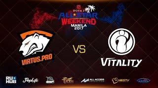 Virtus.pro vs IG.V, Manila ALLSTAR, game 3 [Lex, 4ce]