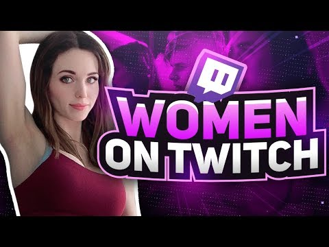 The Truth About Women on Twitch