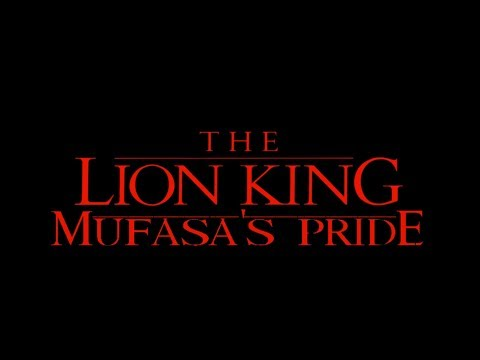 Lion King Mufasa's Pride (official Trailer) |Series