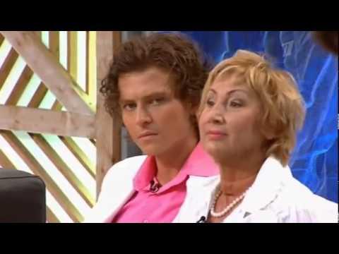 Пусть говорят Прохор Шаляпин женится на пенсионерке 19 08 2013, Тв Шоу передача