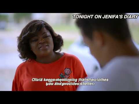Jenifa's diary Season 14 Episode 10- showing tonight on (AIT ch 253 on DSTV), 7.30pm