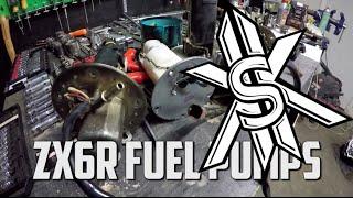 ZX6R Fuel Pump Love Life