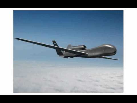 Northrop Grumman NASA Global Hawk...