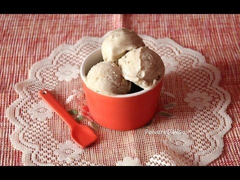 gelato vegano velocissimo da preparare!