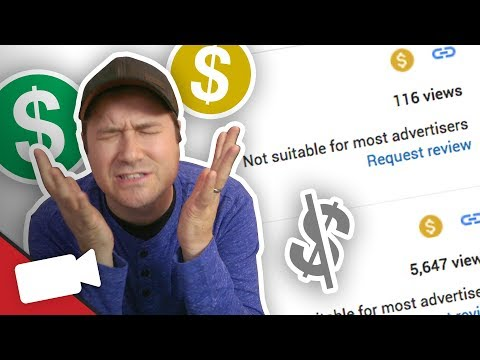 Nooo!! YouTube DEMONETIZED!! Your Qs with As