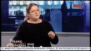 Krystyna Pawłowicz o Owsiaku i WOŚP.