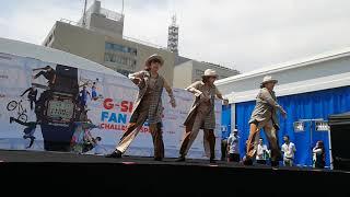 ファンファーレ (yu-ki.☆ & Natsumi & Ririka) – G-SHOCK FUNFESTA SHOWCASE