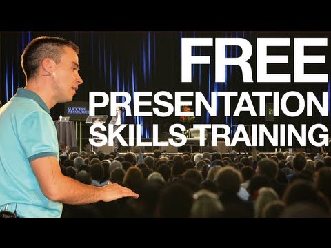 Presentation - http://publicspeakersuniversity.com Presentation skills as Andy Harrington gives free training by teaching what he does while speaking to 6000 people at Lond...