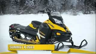 9. 2013 Ski-Doo Summit