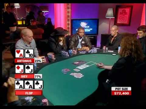 Big Pot Poker Cash Game