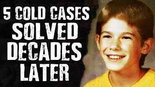 Video 5 COLD CASES SOLVED DECADES LATER MP3, 3GP, MP4, WEBM, AVI, FLV Juli 2019