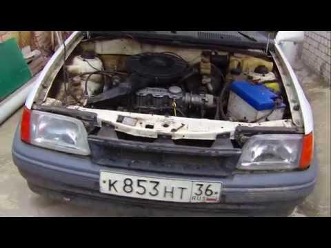 Opel kadett хэтчбек характеристики фотография