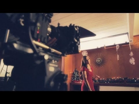 Christina Perri - Something About December [Behind the Video]