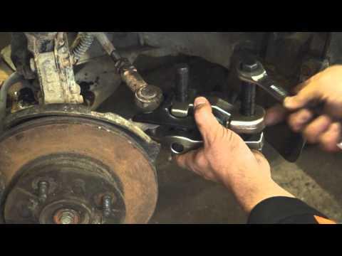 Kugelgelenk Ausdrücker mit auswechselbarn Köpfen, 20, 22, 24, 27, 30mm MG50436