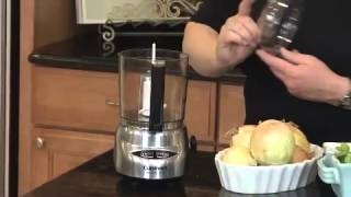 Mini-Prep® Plus 4 Cup Food Processor Demo Video Icon