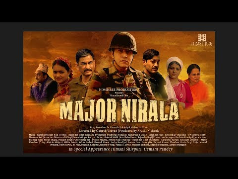 Video Narendra Singh Negi's Desh Bhakti Song - Mera Veer Bahaduro || Major Nirala film download in MP3, 3GP, MP4, WEBM, AVI, FLV January 2017
