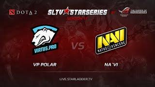 VP.Polar vs Na'Vi, game 1