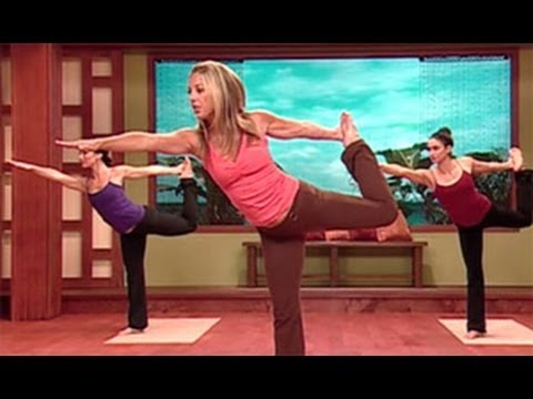 Denise Austin: Yoga Cardio Burn Workout