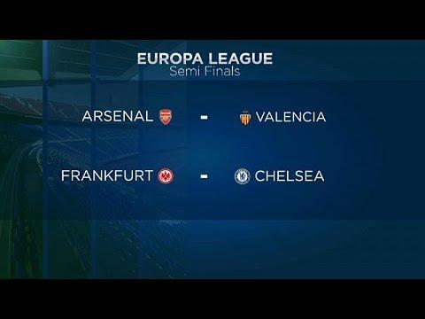 Άρσεναλ και Τσέλσι στα ημιτελικά του Europa League