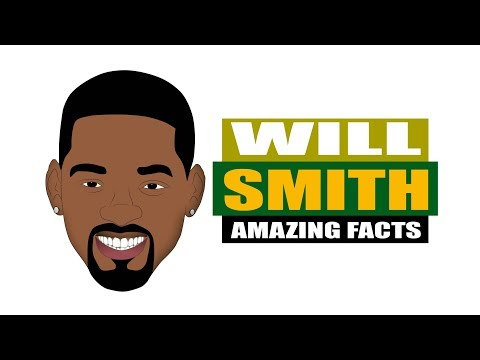Leadership quotes - Fun facts from the biography of Will Smith  Educational Videos for Kids  Homeschooling Cartoon