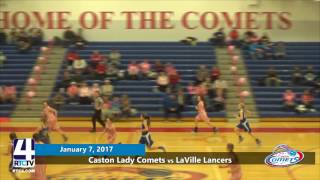 Caston Girls Basketball vs. LaVille