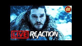 Live-Watching: GAME OF THRONES STAFFEL 7 FOLGE 6 Talk of Thrones beginnt um 21:30 Uhr! Unterstützt Serienheld:...