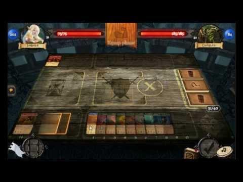 Video of Eldhelm - online CCG/RPG