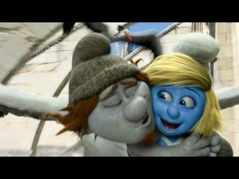 Die Schlümpfe 2 – Lustiger Clip: Storchenflug – Trailer | HD