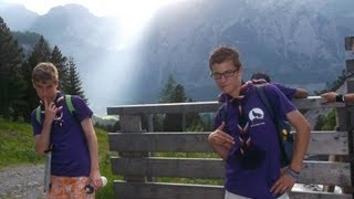 Kandersteg Switzerland  city photo : Kandersteg International Scout Centre Summer Camp 2013