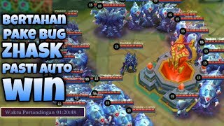 Download Video Cara menggunakan BUG Zhask di Advance Server! | Mobile Legends Indonesia MP3 3GP MP4