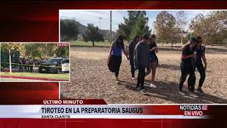 Refugio temporal para los alumnos de la secundaria Saugus en Santa Clarita – Noticias 62 - Thumbnail