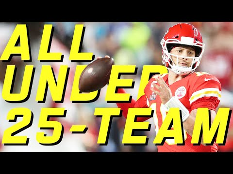 The 2020 All-Under-25 Team