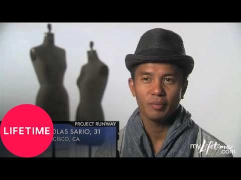 Project Runway: Jay Nicolas Sario Winner Interview: (S7, E2) | Lifetime