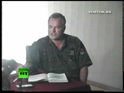 mladic - Originally posted on www.rt.com on 25 August 2011. https://rt.com/news/mladic-interview-srebrenica-massacre-155/ An interview with wars crimes suspect Ratko ...