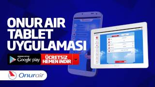 Onur Air YouTube video