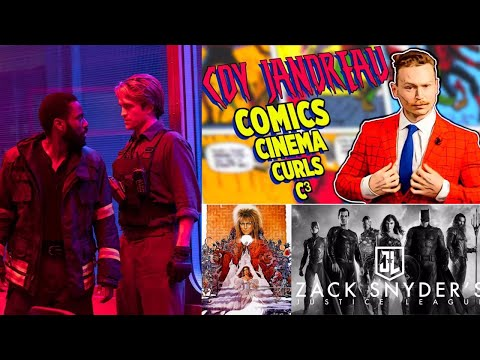 Snyder Cut! Ayer Cut! Solo 2! Oh My! Plus Tenet Trailer, Labyrinth 2, Always Sunny 15 & New Comics!