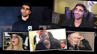 Video REACTING TO THE END - SIDEMEN DISS TRACK REPLY REACTIONS MP3, 3GP, MP4, WEBM, AVI, FLV Agustus 2017