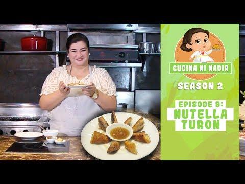 Cucina Ni Nadia 2 Nutella Turon Episode 9 Action News Abc