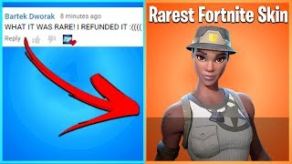 10 TIMES FORNITE PLAYERS REFUNDED THE WRONG SKIN! (feels bad man)