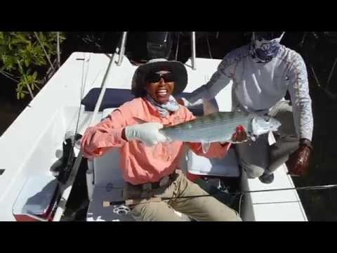 Fly Fishing the U.S. Virgin & British Virgin Islands