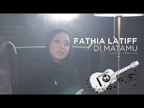 "Fathia Latiff - Reply to ""Dimatamu"" | Sufian Suhaimi"