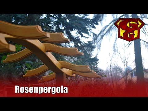 Rosenpergola - Gargengurus #11