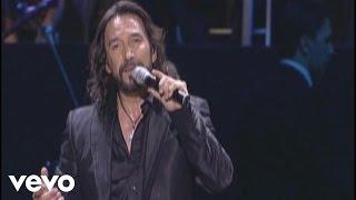 Marco Antonio Solis videoklipp Si Te Pudiera Mentir (En Vivo)