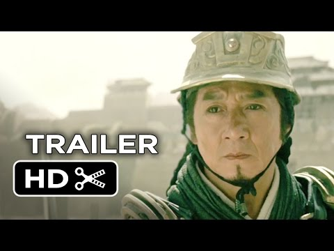 Dragon Blade TRAILER 1 (2015) - Jackie Chan, Adrien Brody Movie HD