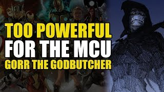 Video Too Powerful For Marvel Movies: The Godbutcher! MP3, 3GP, MP4, WEBM, AVI, FLV Mei 2019